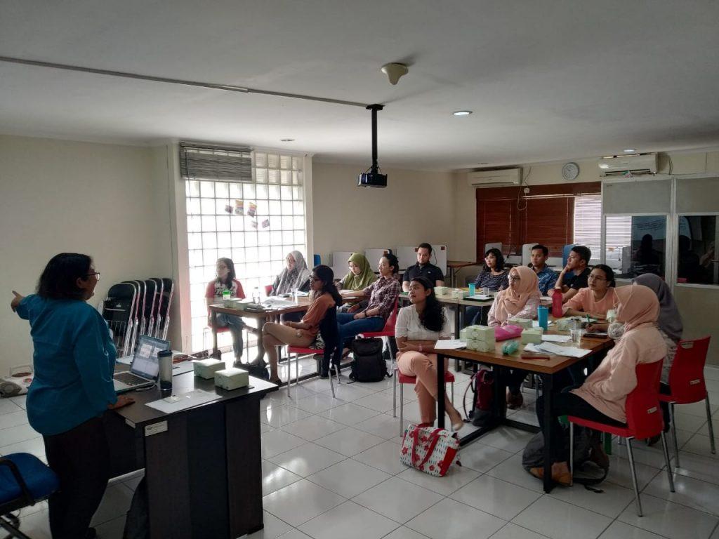Interpreter training in Indonesia