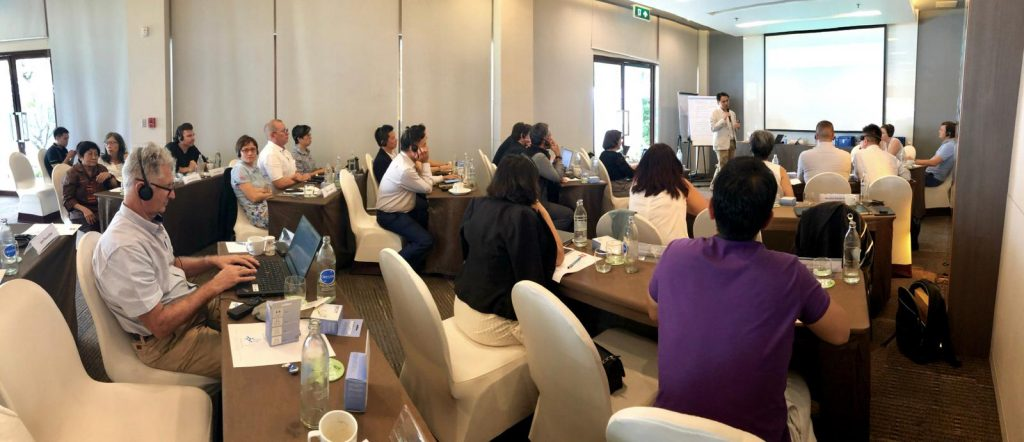 members discuss China market at 2019 regional meeting